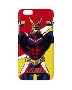 All Might iPhone 6s Lite Case
