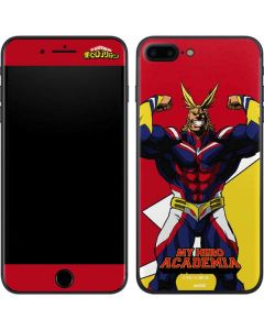 All Might iPhone 7 Plus Skin