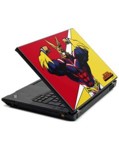 All Might Lenovo T420 Skin