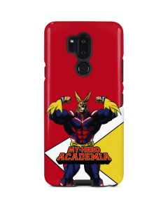 All Might LG G7 ThinQ Pro Case