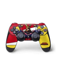All Might PS4 Pro/Slim Controller Skin