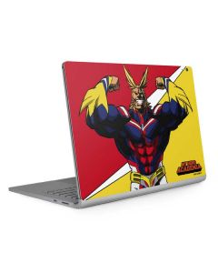 All Might Surface Book 2 15in Skin