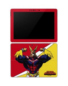 All Might Surface Go Skin
