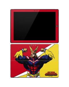 All Might Surface Pro 3 Skin