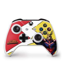 All Might Xbox One S Controller Skin