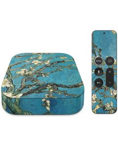 Almond Branches in Bloom Apple TV Skin