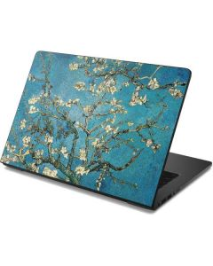 Almond Branches in Bloom Dell Chromebook Skin