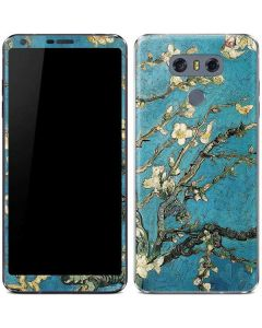 Almond Branches in Bloom LG G6 Skin