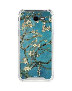 Almond Branches in Bloom Galaxy J3 (2017) Clear Case