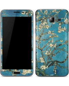 Almond Branches in Bloom Galaxy J3 Skin