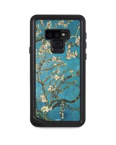 Almond Branches in Bloom Galaxy Note 9 Waterproof Case