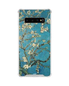 Almond Branches in Bloom Galaxy S10 Clear Case