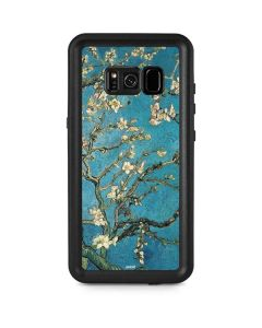 Almond Branches in Bloom Galaxy S8 Plus Waterproof Case