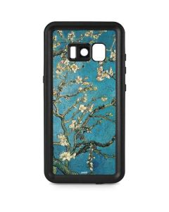 Almond Branches in Bloom Galaxy S8 Waterproof Case
