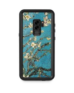 Almond Branches in Bloom Galaxy S9 Plus Waterproof Case