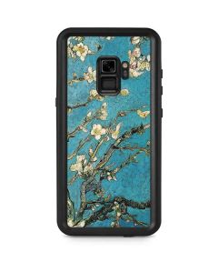 Almond Branches in Bloom Galaxy S9 Waterproof Case