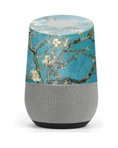 Almond Branches in Bloom Google Home Skin