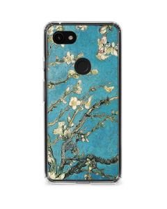 Almond Branches in Bloom Google Pixel 3a XL Clear Case