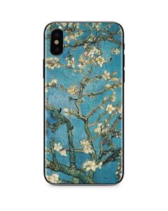 Almond Branches in Bloom iPhone X Skin