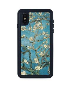 Almond Branches in Bloom iPhone XS Max Waterproof Case
