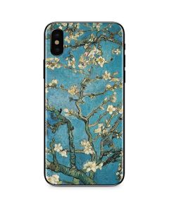Almond Branches in Bloom iPhone XS Skin