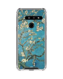 Almond Branches in Bloom LG G8 ThinQ Clear Case