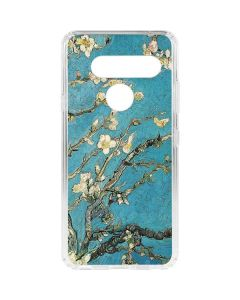 Almond Branches in Bloom LG V40 ThinQ Clear Case