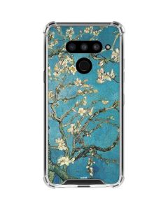 Almond Branches in Bloom LG V50 ThinQ Clear Case