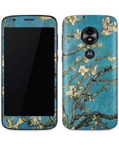 Almond Branches in Bloom Moto E5 Play Skin