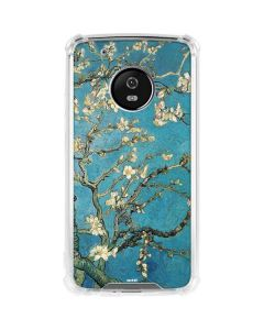 Almond Branches in Bloom Moto G5 Plus Clear Case