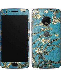 Almond Branches in Bloom Moto G5 Plus Skin
