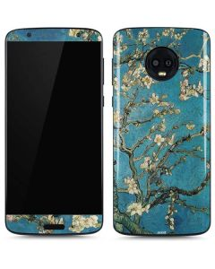Almond Branches in Bloom Moto G6 Skin