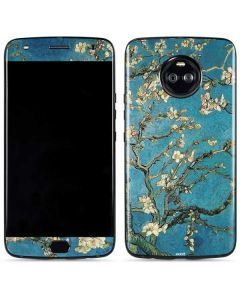 Almond Branches in Bloom Moto X4 Skin