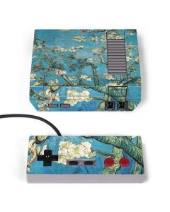 Almond Branches in Bloom NES Classic Edition Skin