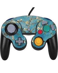 Almond Branches in Bloom Nintendo GameCube Controller Skin