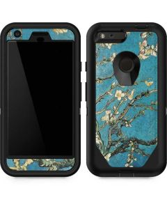 Almond Branches in Bloom Otterbox Defender Pixel Skin