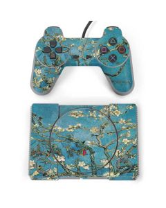 Almond Branches in Bloom PlayStation Classic Bundle Skin