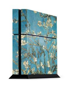 Almond Branches in Bloom PS4 Console Skin