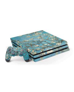 Almond Branches in Bloom PS4 Pro Bundle Skin