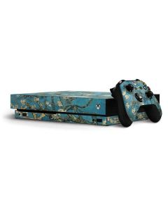 Almond Branches in Bloom Xbox One X Bundle Skin