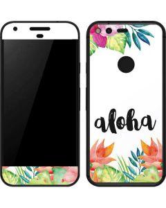 Aloha Google Pixel Skin