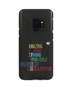 Amazing Loving Strong Galaxy S9 Pro Case