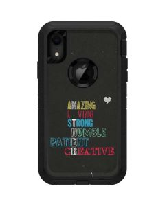 Amazing Loving Strong Otterbox Defender iPhone Skin