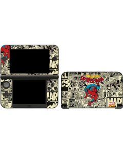 Amazing Spider-Man Comic 3DS XL 2015 Skin