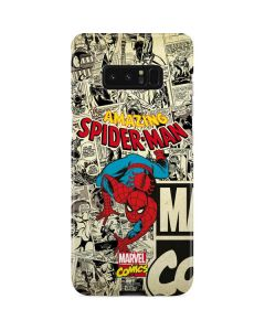 Amazing Spider-Man Comic Galaxy Note 8 Lite Case