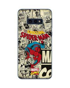 Amazing Spider-Man Comic Galaxy S10e Skin