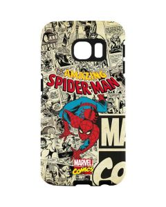 Amazing Spider-Man Comic Galaxy S7 Edge Pro Case