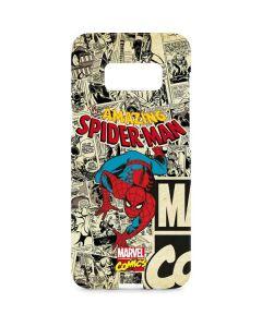 Amazing Spider-Man Comic Galaxy S8 Plus Lite Case