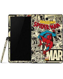 Amazing Spider-Man Comic Samsung Galaxy Tab Skin