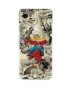 Amazing Spider-Man Comic Google Pixel 2 XL Skin